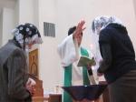 司祭からの祝福