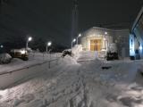 2月8日(土)夜 主日のミサ後の多摩教会