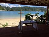 海も聖堂の一部