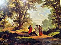 「エマオへの道」ロバート・ズンド